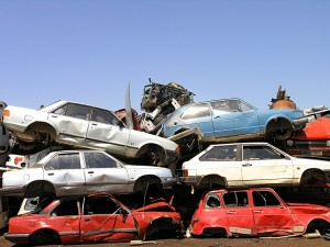 Scrap Metal Collecting For A Profit