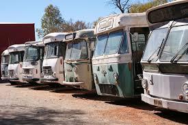 Cash For Old Buses Brisbane